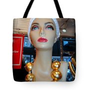 Accent Necklace Tote Bag