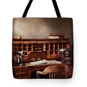 Accountant - Accounting Firm Tote Bag