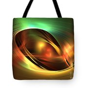 Accretion Disk Tote Bag