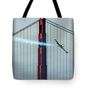 Ace Maker And The Golden Gate Tote Bag