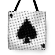 Ace Poster Tote Bag