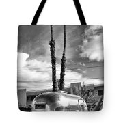 Ace Trailer Palm Springs Tote Bag by William Dey