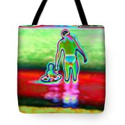 Acknowledged Tote Bag