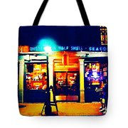 Acme Oyster Shop New Orleans Tote Bag