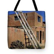 Acoma Pueblo Adobe Homes 3 Tote Bag