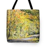 Acorn Lake 002 Tote Bag