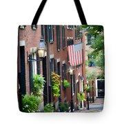 Acorn Street Tote Bag