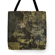 Acoustic Grunge Guitar 1 Tote Bag