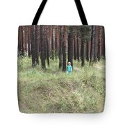 Acquaintance With Nature Tote Bag