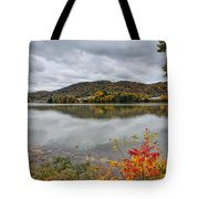 Across The Ohio River Tote Bag