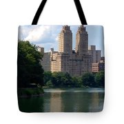 Across The Reservoir Tote Bag