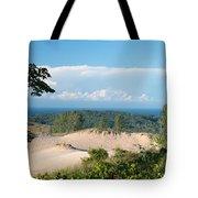Across The Sand Tote Bag