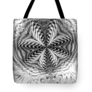 Crystal Structures Tote Bag