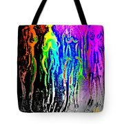 I Will Follow You Across The Universe But Do You Care At All  Tote Bag
