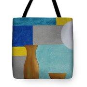 Acrylic 3d Msc 004 Tote Bag