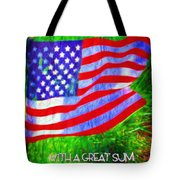 Acts 22 28 Tote Bag
