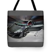 Acura N S X Sh Concept 2013 Tote Bag