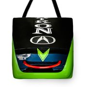 Acura Patron Car Hood Tote Bag
