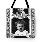 Ad Mellin's Baby Food Tote Bag