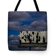 Ad Space Available Tote Bag