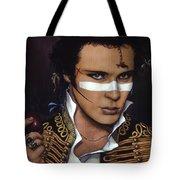 Adam Ant Tote Bag