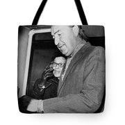 Adam Clayton Powell Retires Tote Bag