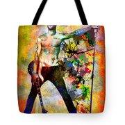 Adam Levine - Maroon 5 Tote Bag