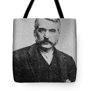 Adam Worth (1844-1902) Tote Bag