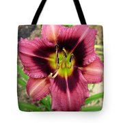 Addie Branch Smith Daylily Tote Bag