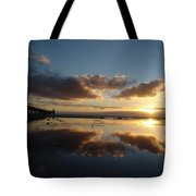 Adelaide Sunset Tote Bag