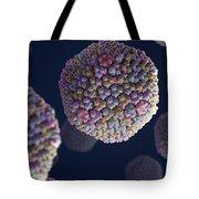 Adenovirus Tote Bag