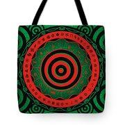 Adinkra Disk Pan-african II Tote Bag