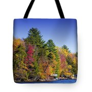 Adirondack Color Ix Tote Bag
