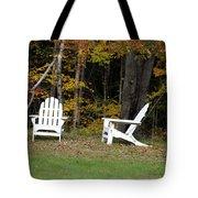 Adirondack Foliage Tote Bag