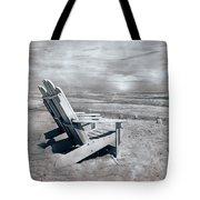 Adirondack Sunrise Topsail Island Tote Bag