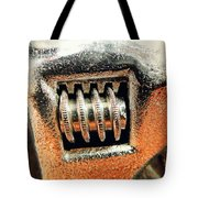 Adjustable Wrench C Tote Bag