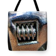 Adjustable Wrench Tote Bag