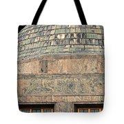 Adler Planetarium Signage Tote Bag