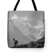 Admiring The View Tote Bag by Camilla Brattemark
