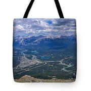 Admiring The View Tote Bag