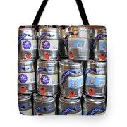 Adnams Jubilee Beer Keg Tote Bag