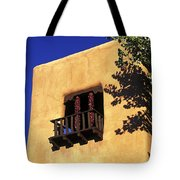 Adobe And Ristras Tote Bag