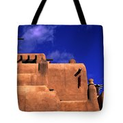Adobe Architecture Tote Bag