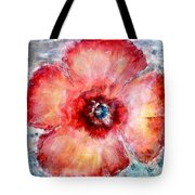 Adobe Poppy Tote Bag