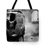 Adolf Hitler Shortly After His Release From Prison 1924 1924-2012 Tote Bag