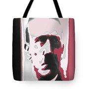 Adolph Hitler Collage Close-up Circa 1933-2009  Tote Bag