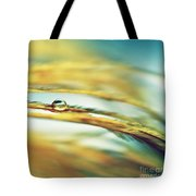 Adopt The Pace Of Nature- Feather Photograph Tote Bag