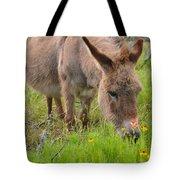 Adorable Mini-burro Tote Bag