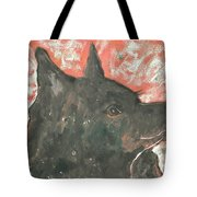 Adoring Eyes Tote Bag