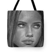 Adriana Lima 2 Tote Bag